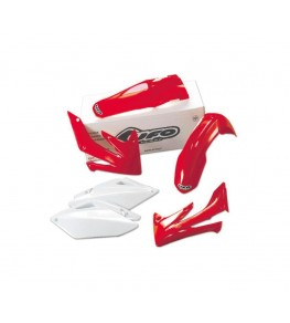 Kit Plastique UFO Honda CRF250R 08 Origine