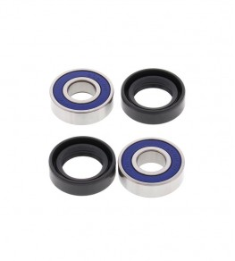 Kit roulement roue Avant All Balls Racing Suzuki RM125 79-80