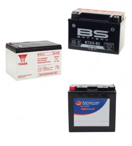 Batterie BS SLA YB14L-B2