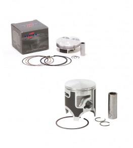 Kit Piston Gas-Gas 125 Cross, Enducross 94-99 - Vertex coulé 53,96mm