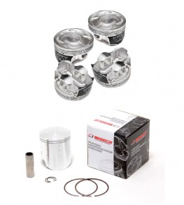 Kit Piston Honda CR125 73-78 - Wiseco forgé 56,00mm