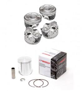 Kit Piston Honda CR125 73-78 - Wiseco forgé 56,50mm