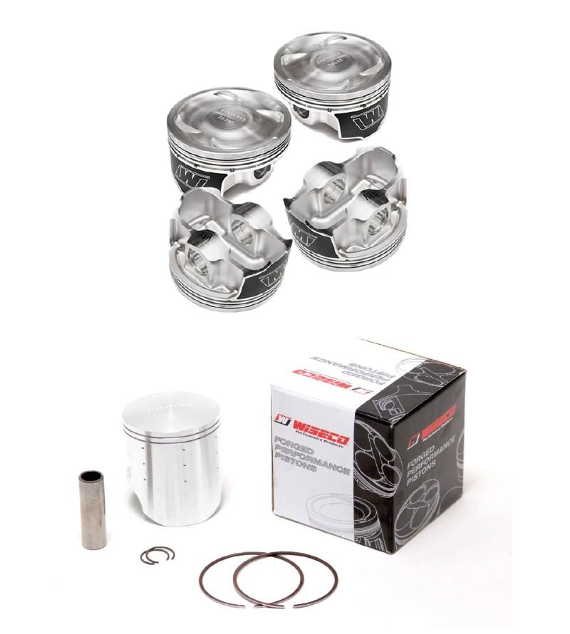 Kit Piston Honda CR, MR, MT250 73-74 - Wiseco forgé 71,00mm