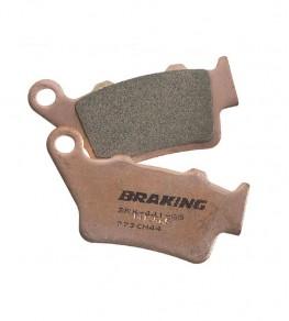 Plaquettes de frein Arrière Braking Aprilia MXV450 09-11 - Compétition