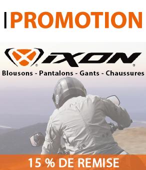 Promo Ixon