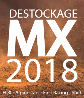 Destockage MX 2018